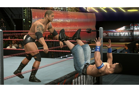 WWE Smackdown VS Raw 2010 PC Game Free Download | Download ...