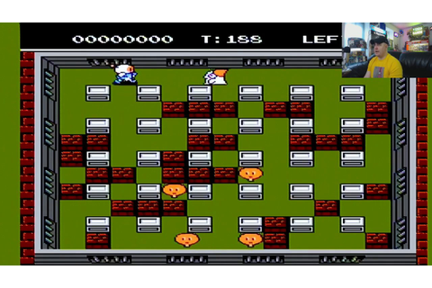 Bomberman 2 (NES) Live Play #RGL - YouTube