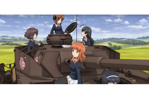 Girls und Panzer das Finale Trailer and a New PS4 Game ...