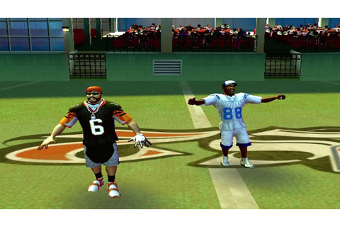 NFL Street 2 HD Own The City Finale - YouTube