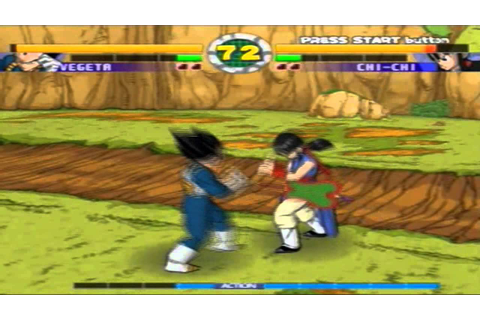Jogando Super Dragon Ball Z ps2 (portugues) - YouTube