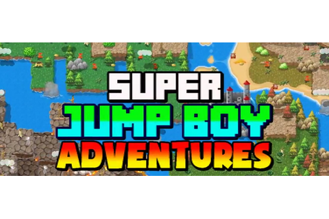 Rescue the fallen stars in Super Jump Boy Adventures, now ...