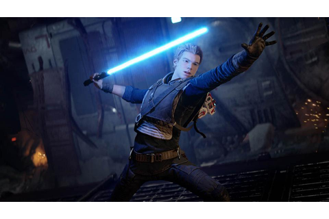 There's Something Off About The 'Star Wars Jedi: Fallen ...