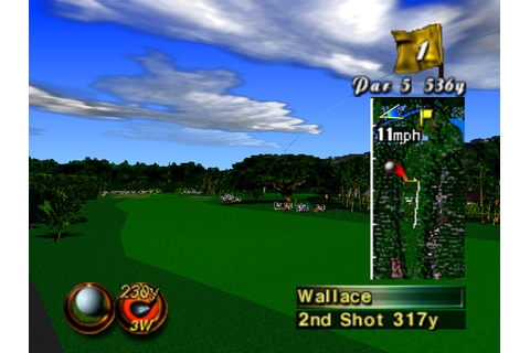 Waialae Country Club: True Golf Classics Screenshots ...