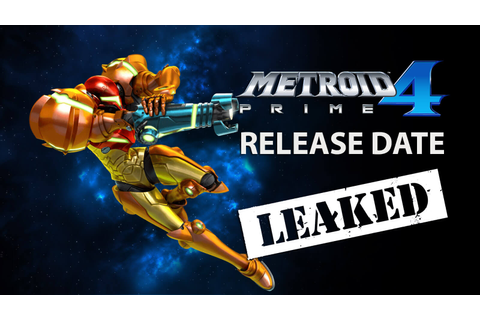 Metroid Prime 4 Release Date Leaked - Gameslaught