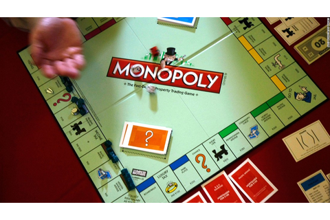 Monopoly set being released with real money - CNN