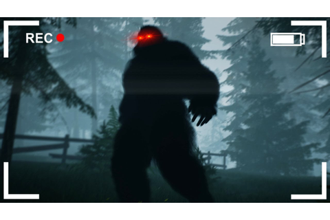 We Spotted the NEW Bigfoot on Camera! - Bigfoot 3.0 ...