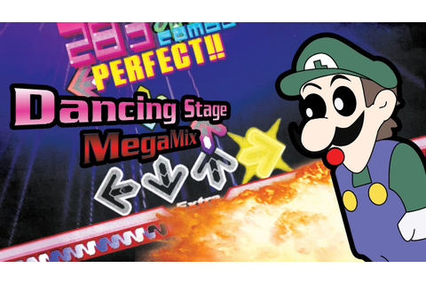 Dancing Stage MegaMix (Stepmania) | EXTRA STAGE! - YouTube