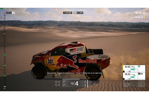 DAKAR 18 - Tutorial (PC) - YouTube