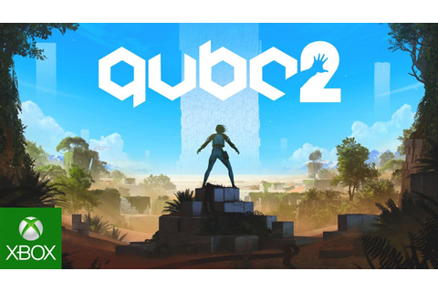 Q.U.B.E. 2 | Official Gameplay Trailer (First-Person ...
