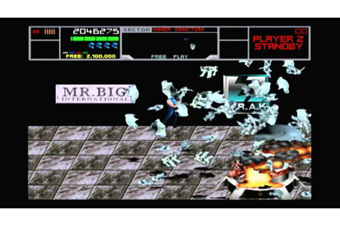 CGR Gameplay - NARC (ARCADE) Final Boss: Mr. Big - YouTube
