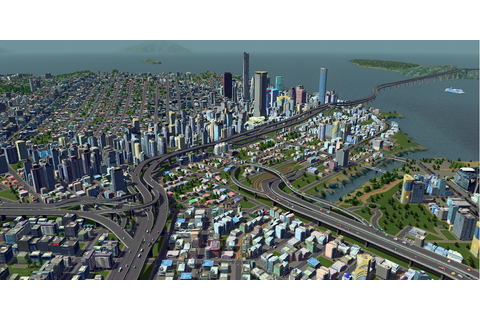 How Cities: Skylines helped me deal with leaving my ...