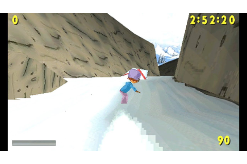 Rocket Power : Big Air Mountain (Windows game 2002) - YouTube