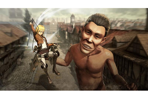 Attack on Titan: Wings of Freedom Xbox One Review ...