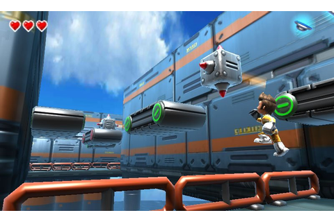 Jett Rocket II Planned for 3DS eShop Submission Next Week ...
