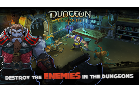 Dungeon Legends - Codigames