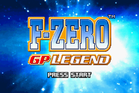 F-Zero: GP Legend Download Game | GameFabrique