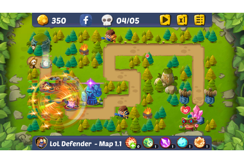 League of Hero Defenders – Games for Android 2018 – Free ...