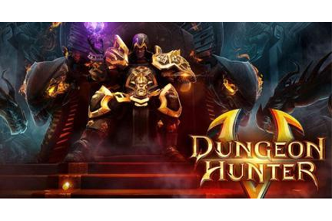 Dungeon Hunter 5 - Wikipedia