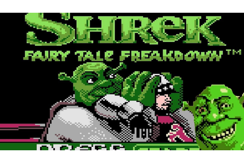 Shrek: Fairy Tale Freakdown- Why Did I Play This Game ...