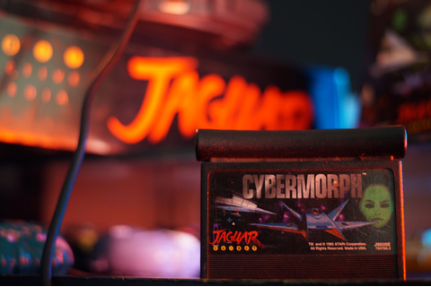 Cybermorph - Atari Jaguar Review - Leftover Culture Review