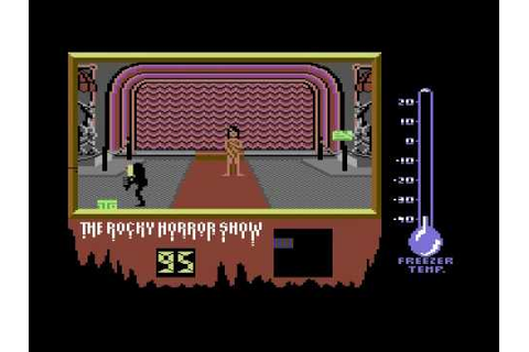 The Rocky Horror Show - C128 Version - YouTube