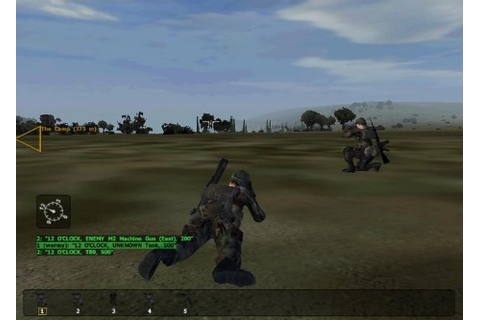 Operation Flashpoint: Red Hammer Free Download Full PC ...