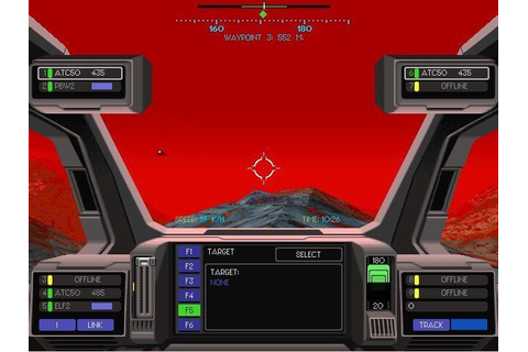 Download EarthSiege 2 (Windows) - My Abandonware