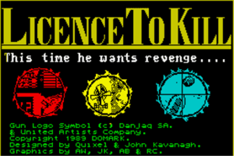 Download 007: Licence to Kill - My Abandonware