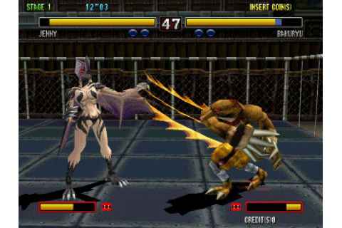 Bloody Roar 2: Bringer of the New Age - TFG Review