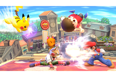 New Super Smash Bros. removes tripping; game speed between ...