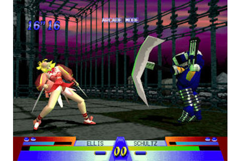 Battle Arena Toshinden 3 - TFG Review