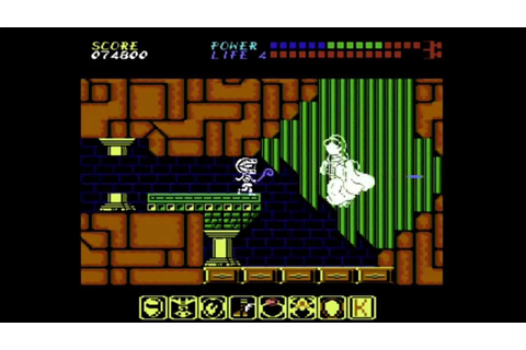 C64-Longplay - Athena (720p) - YouTube