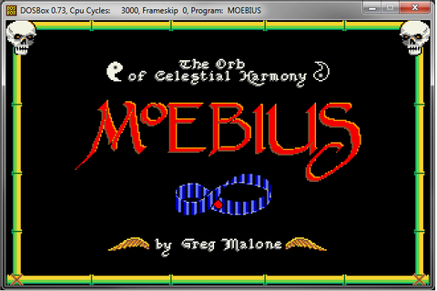 The CRPG Addict: Game 20: Moebius: The Orb of Celestial ...