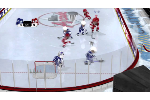 3v3 NHL Arcade - Hockey Talk - YouTube