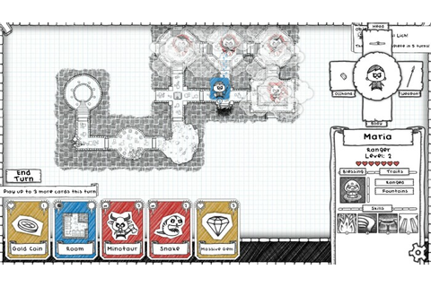 Guild Of Dungeoneering - Games - Quarter To Three Forums