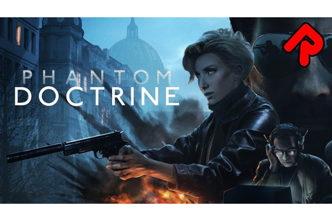 Phantom Doctrine Game Download Free For PC | Ocean Of Games