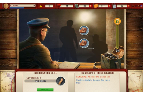 Eastern Front: War Strategy - MMO Square