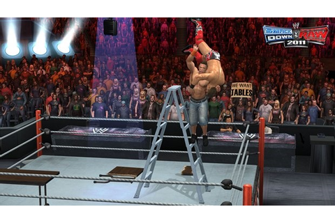 WWE Smackdown Vs Raw 2011 Game Free Download Full Version ...