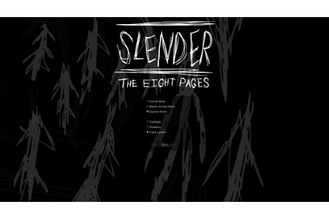 Análise Slender: The Eight Pages - A Place of Games