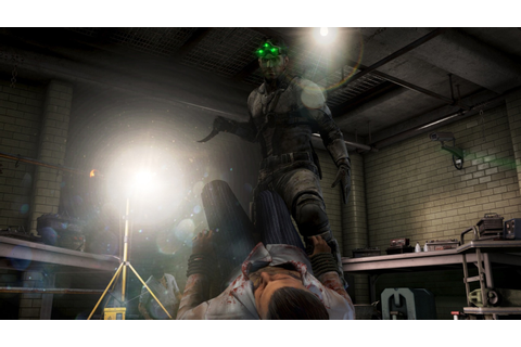 Tom Clancy's Splinter Cell Blacklist | wingamestore.com