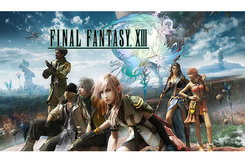 Buy FINAL FANTASY XIII from the Humble Store
