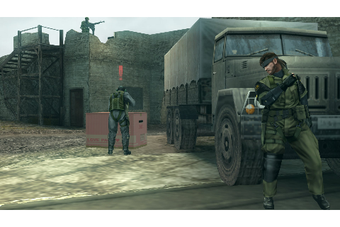 Metal Gear Solid: Peace Walker (PSP / PlayStation Portable ...