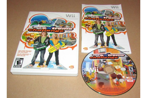 Active Life: Extreme Challenge (Nintendo Wii, 2009) for ...