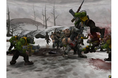 Download FREE Warhammer 40000 Dawn Of War Winter Assault ...