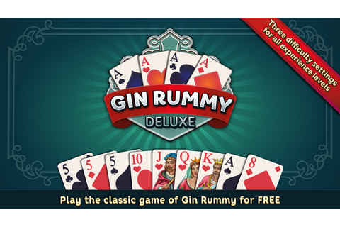 Gin Rummy | Download APK for Android - Aptoide