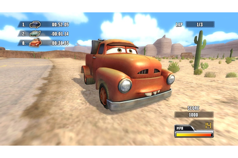 Baixar: Cars Race o Rama - XBOX 360 ~ Portal do Game