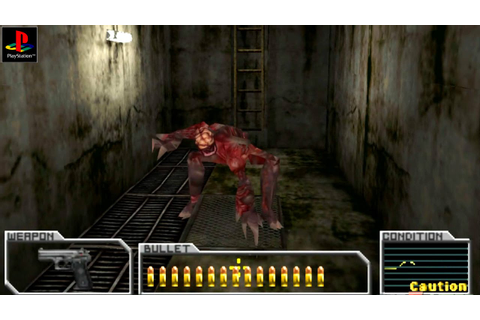 Resident Evil Survivor - Gameplay PSX / PS1 / PS One / HD ...