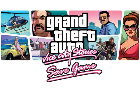 Grand Theft Auto: Vice City Stories (100% PSP Save Game ...