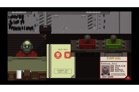 Papers Please Free Download - CroHasIt - Download PC Games ...